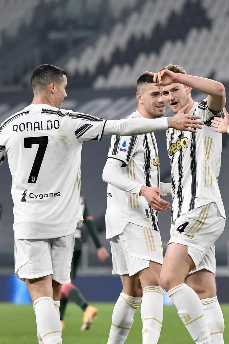 Dados da partida | Juventus x Crotone