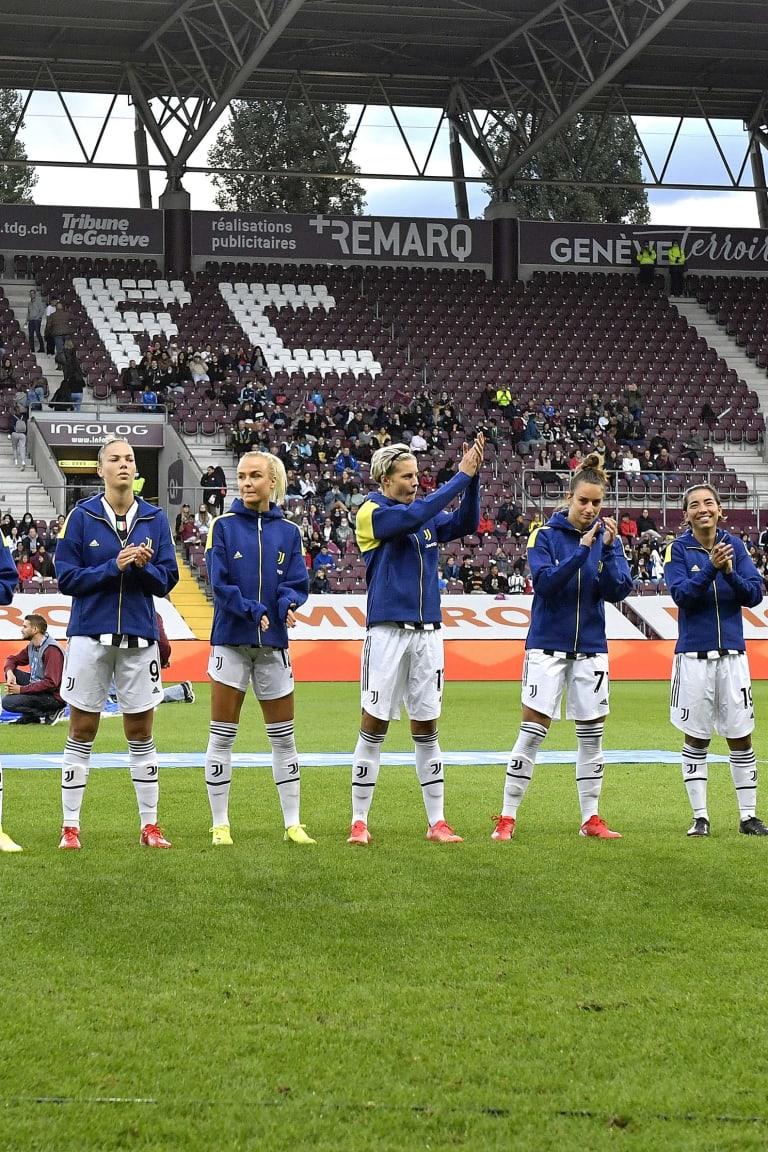 Convocadas | Juventus Women - Chelsea