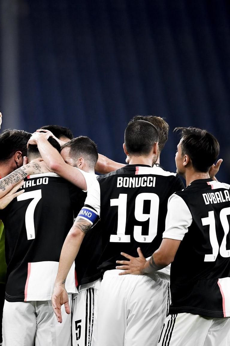 Três golaços garantem a vitória em Gênova