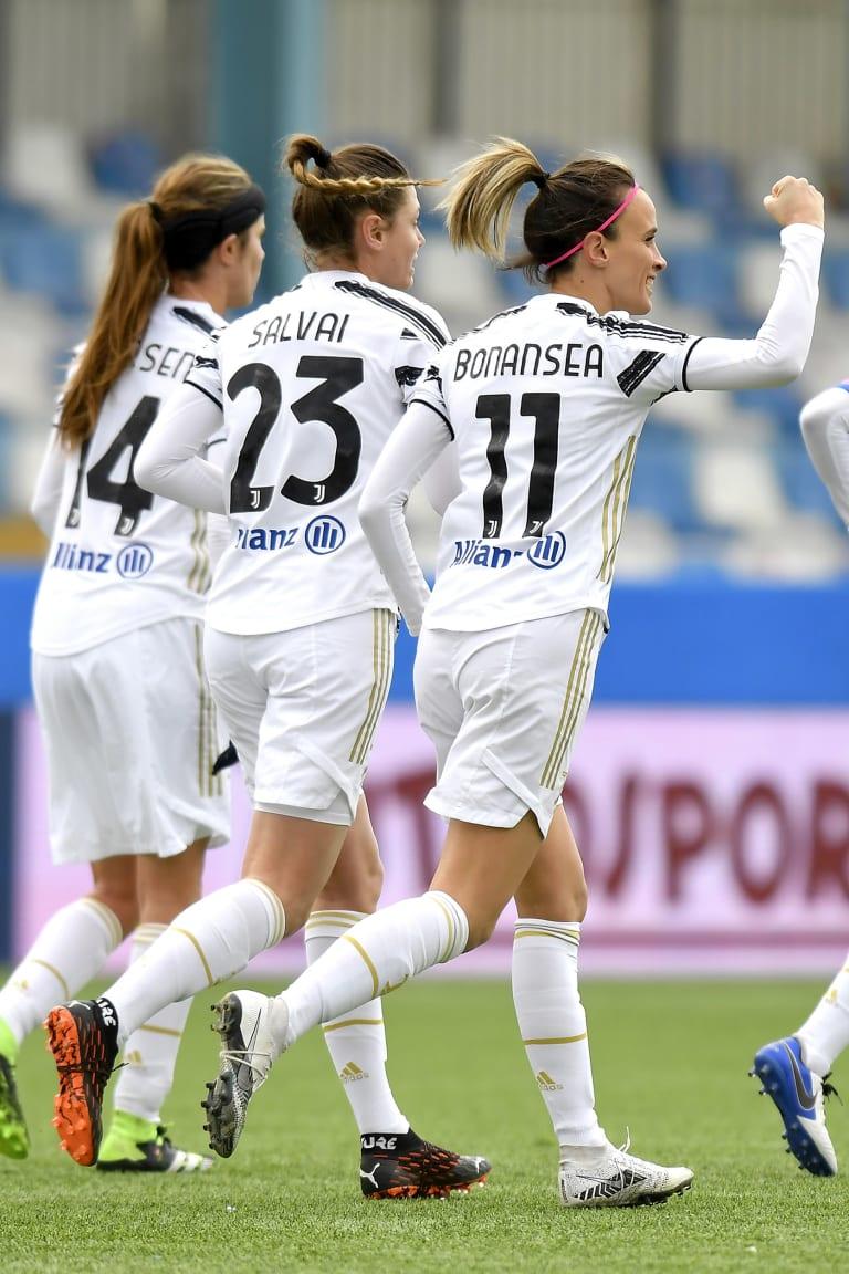 #SUPERWOMEN | Bianconere amankan Piala Super kedua!