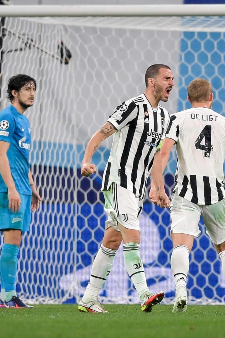 5 Pills   Zenit - Juventus