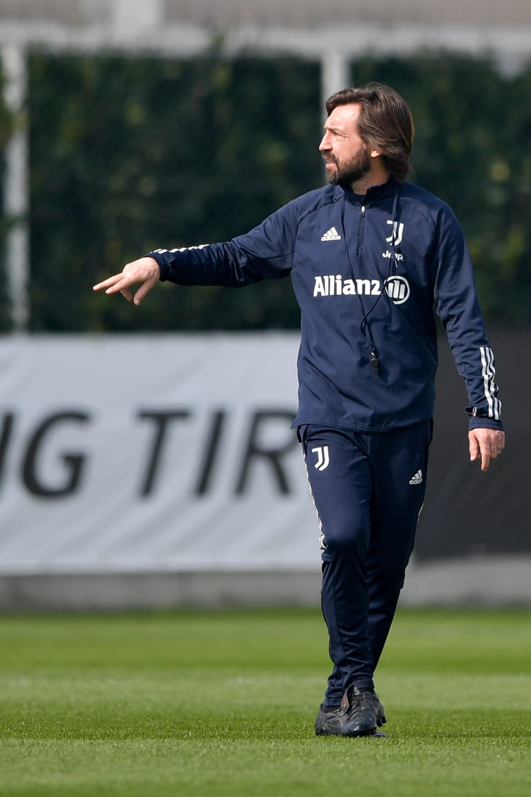 Training Center | Verso Juve-Benevento