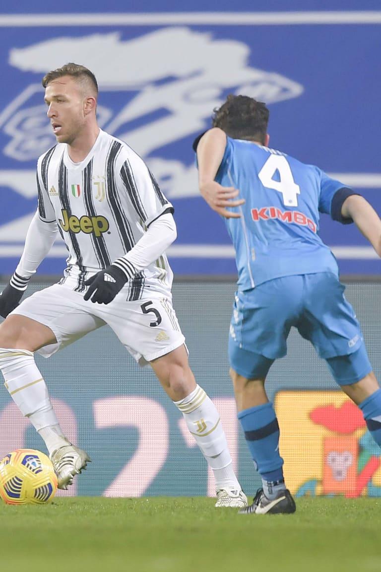 01 LIVE Juve Napoli Supercoppa 20 gennaio 2021