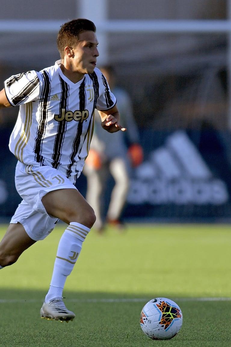 Live ore 15:00 U19 | Giornata 7 | Juventus - Sassuolo