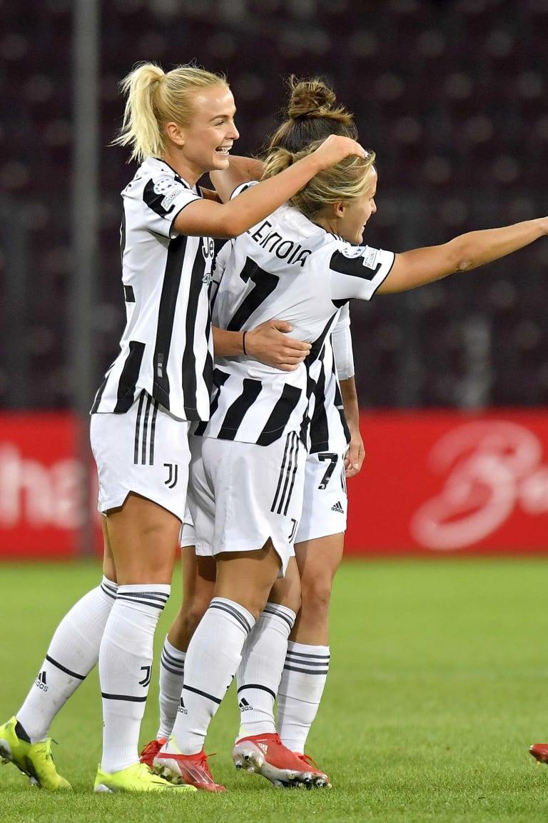 Never Stop Dreaming, Juventus Women!
