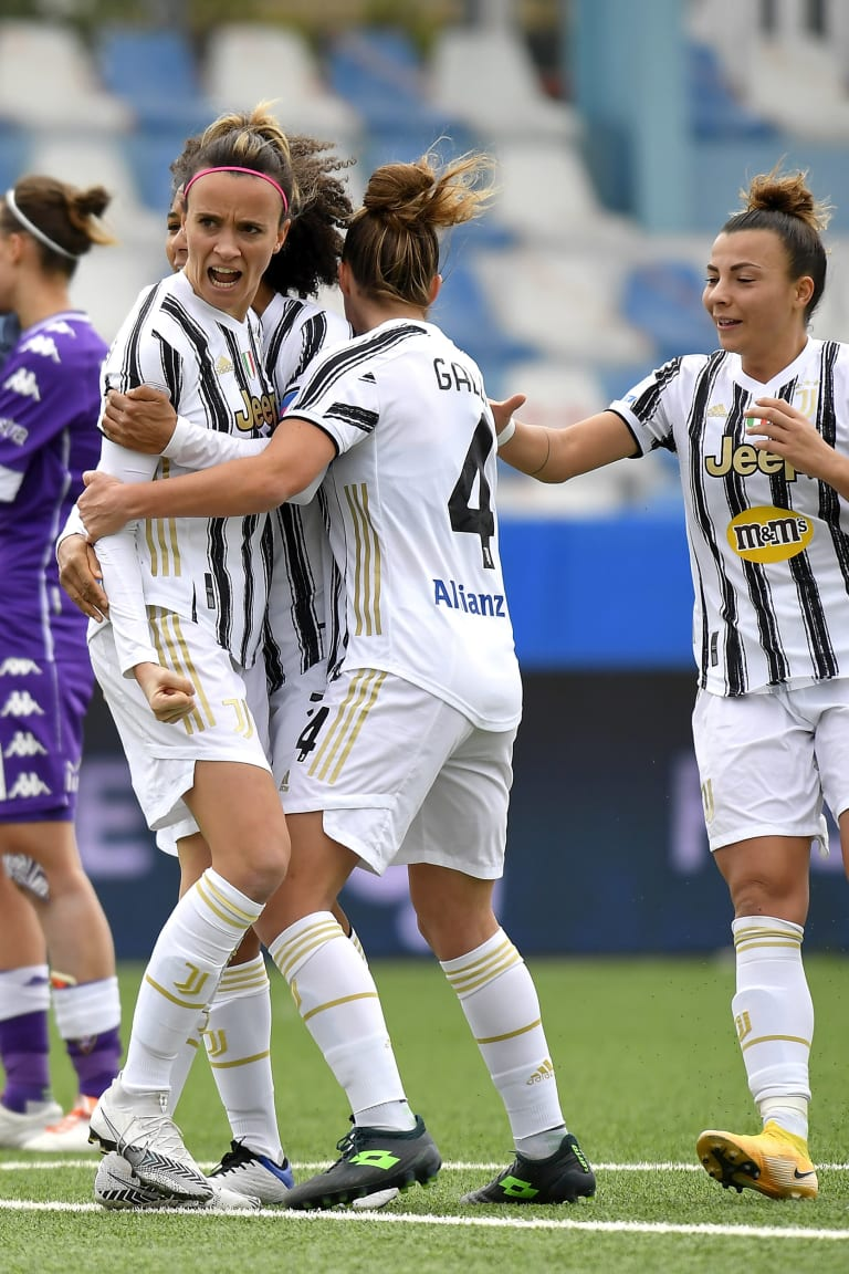 Pomigliano-Juventus Women, matchday stats!