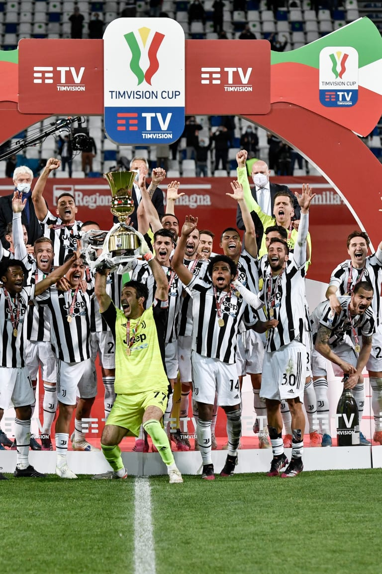 REKAP | #SuperJuve dan #ITAL14NCUP, dua trofi musim ini