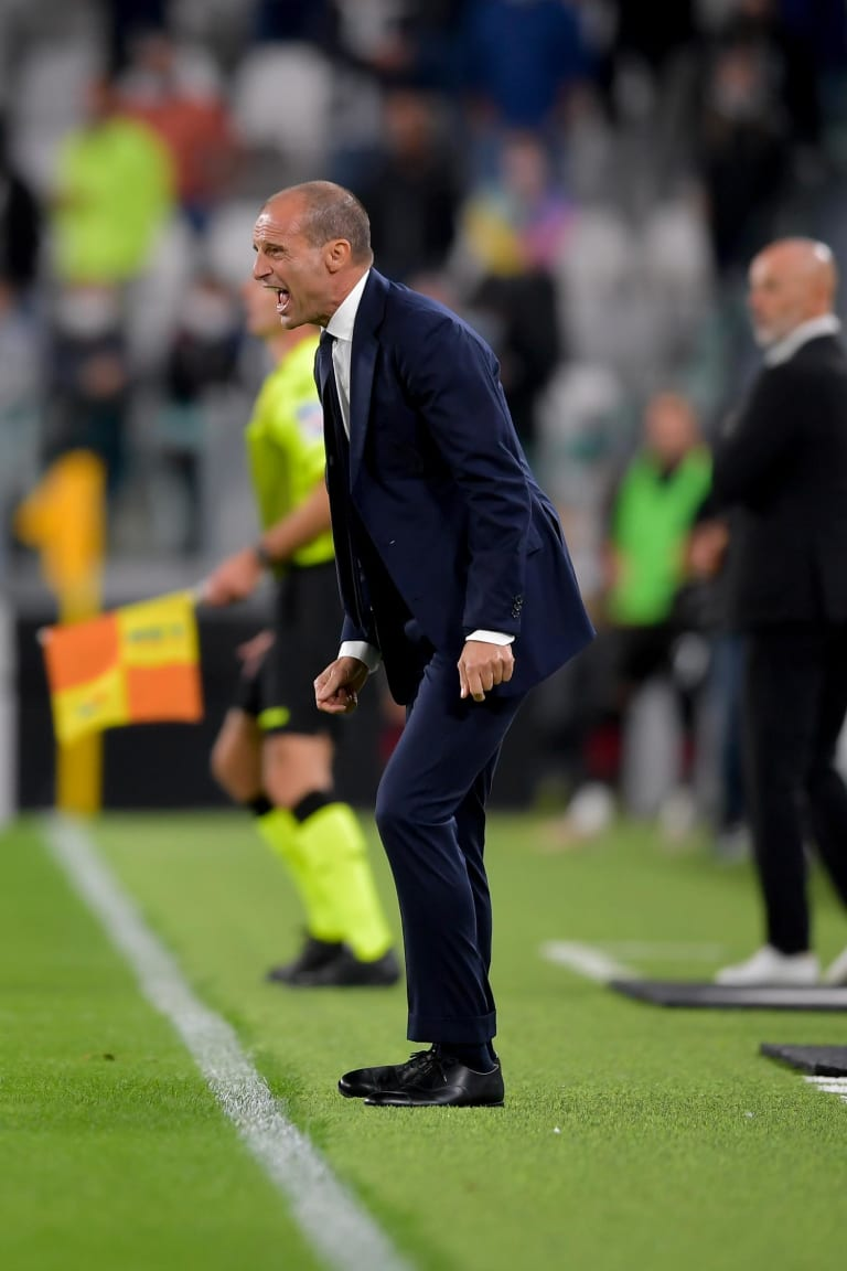 Ruang pers | Juve v AC Milan: reaksi setelah pertandingan