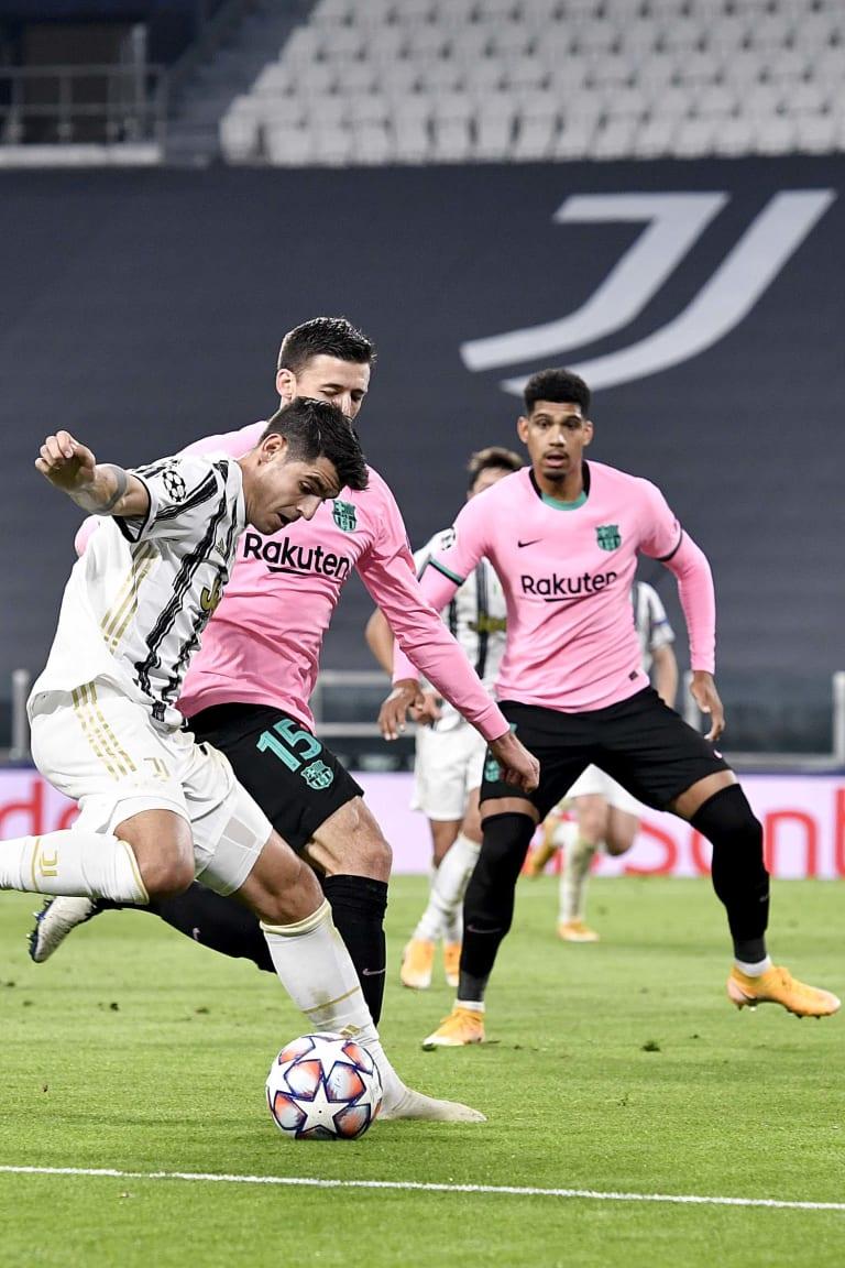 Barca win in Turin
