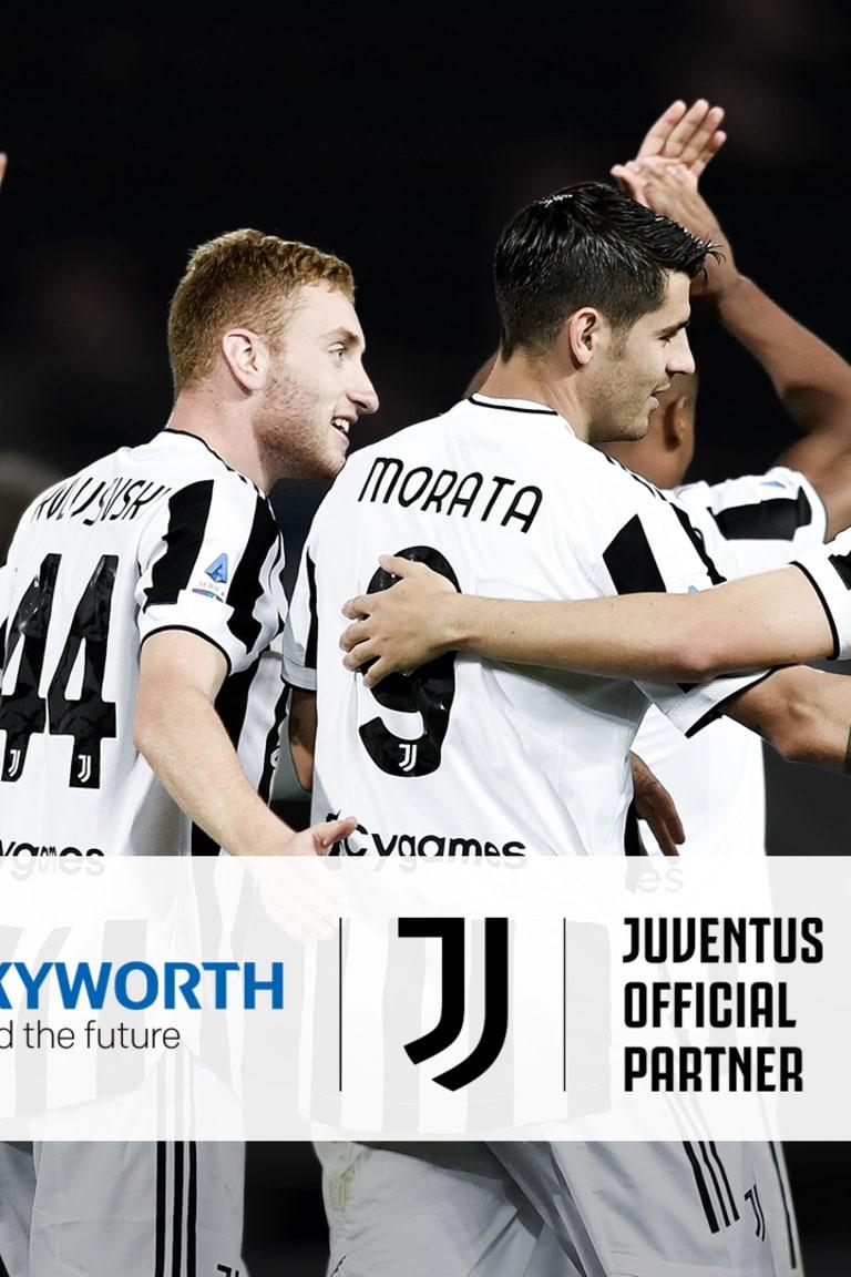 SKYWORTH Mitra resmi Juventus!