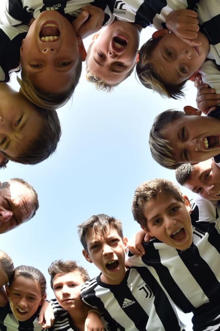 """Juventus terima penghargaan di """"Grassroots Awards 2020"""" FIGC!"""