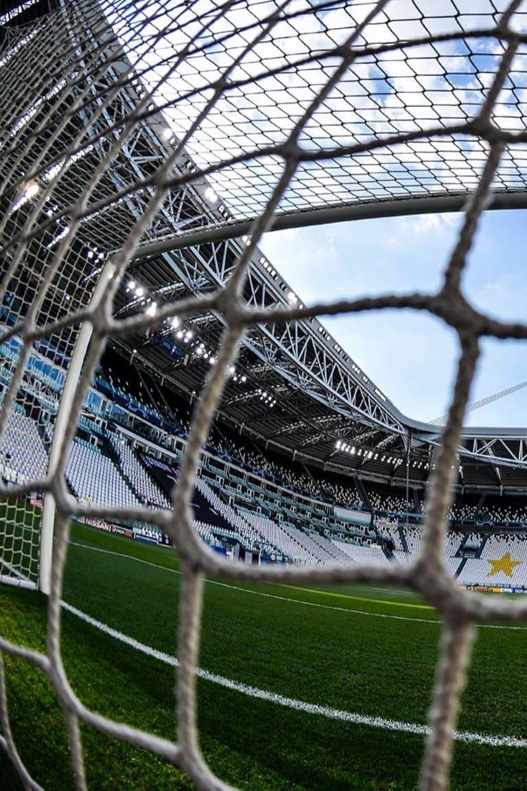 欧冠联赛 | 斑马军团大名单