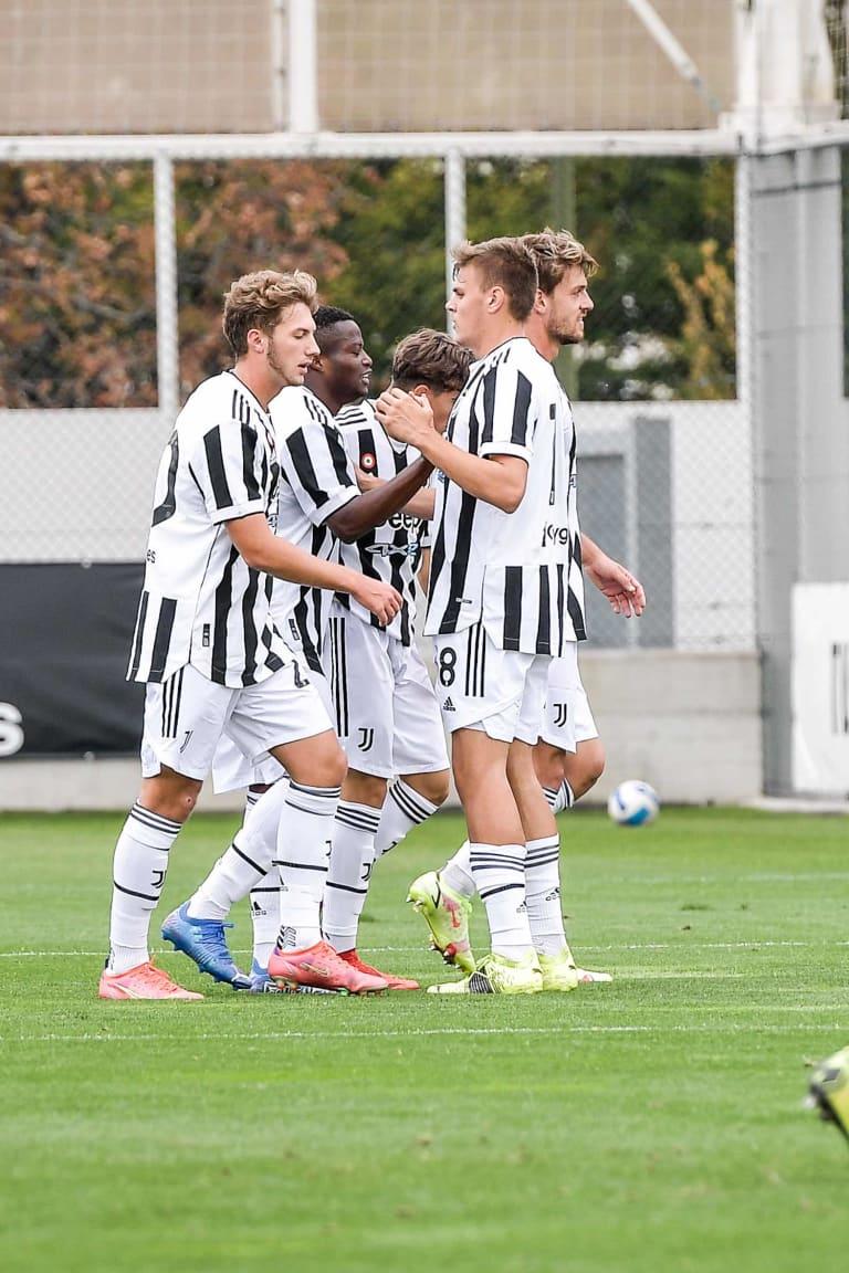 Juve vence 2-1 a Alessandria en un amistoso