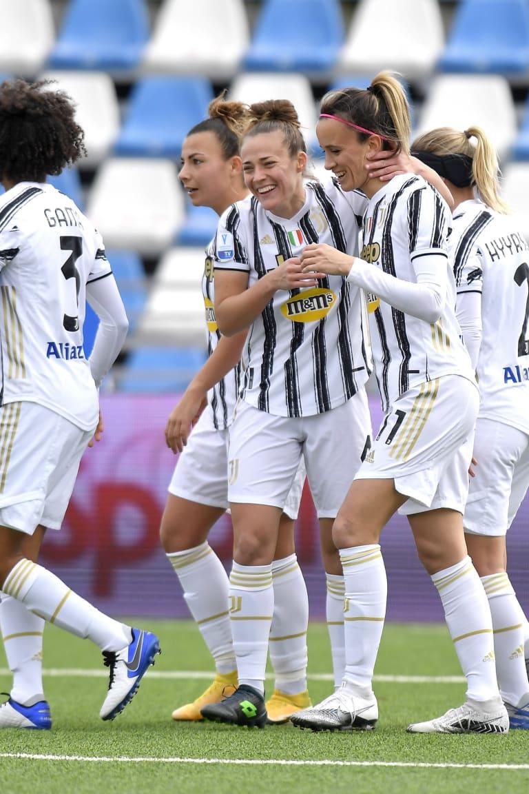 Daftar Skuad | Pomigliano - Juventus Women