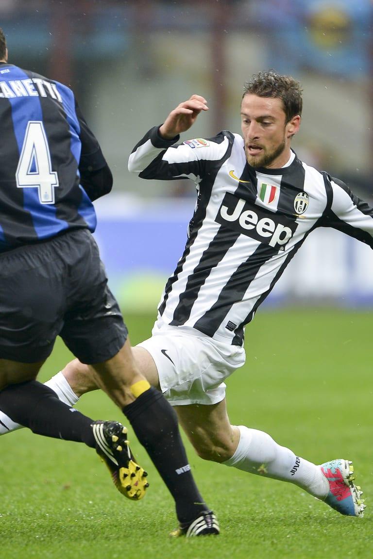 Black & White Stories: Marchisio vs l'Inter