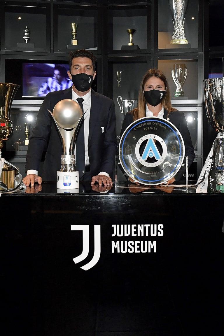 Kuil Trofi terus berkembang di Juventus Museum