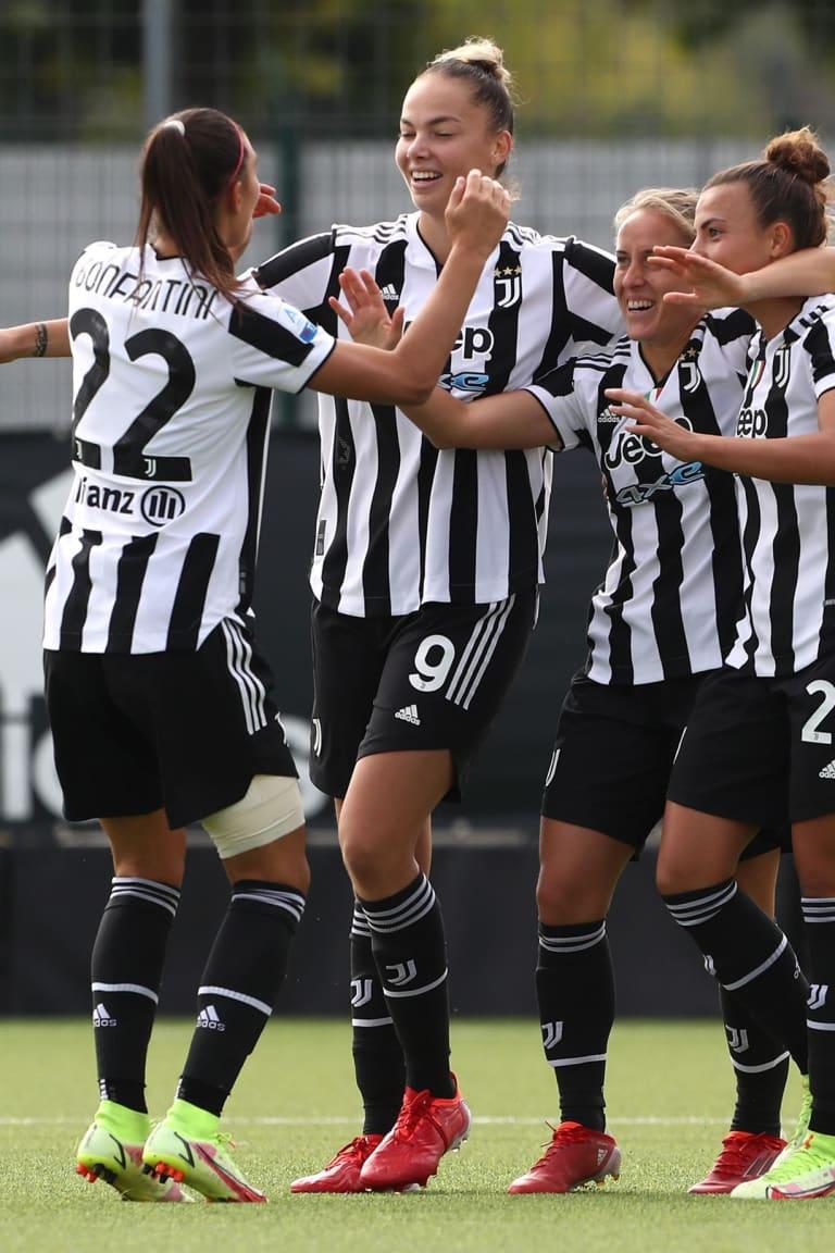¡Juventus Women vence a Napoli y consigue el récord de 30 triunfos consecutivos!