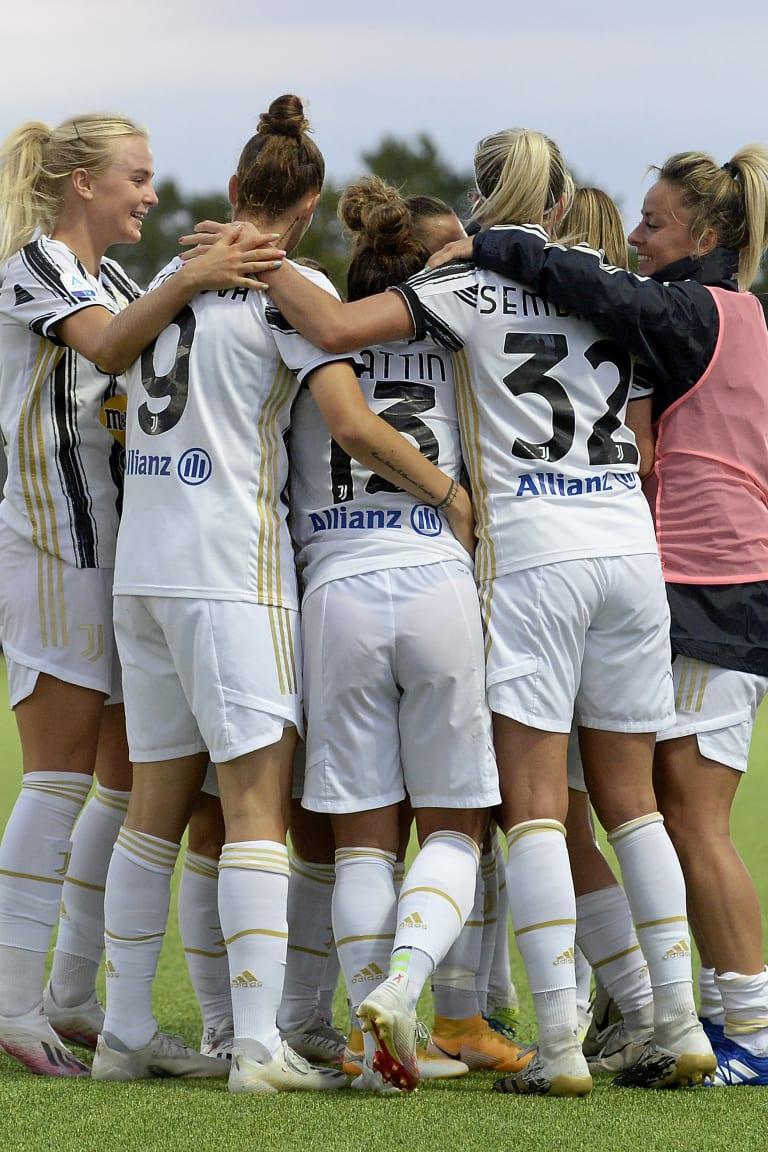 Talking Points | San Marino - Juventus Women