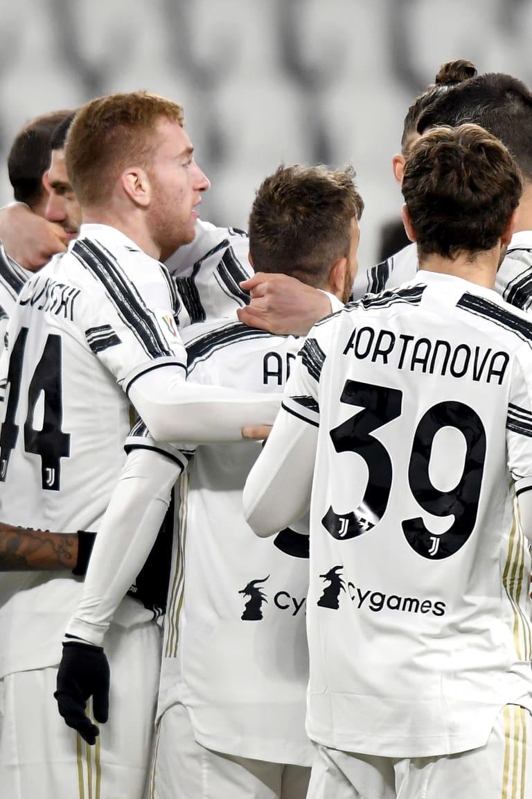 Bianconeri ke perempat-final Coppa!