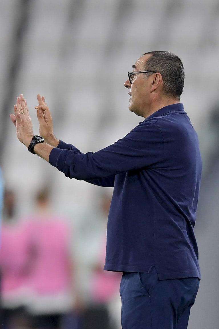 Comentários após Juve - Lyon
