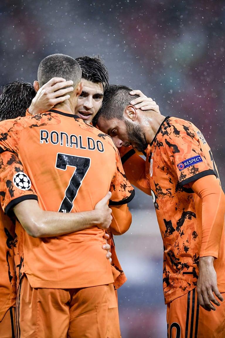 Morata & Dybala segel kemenangan di Budapest