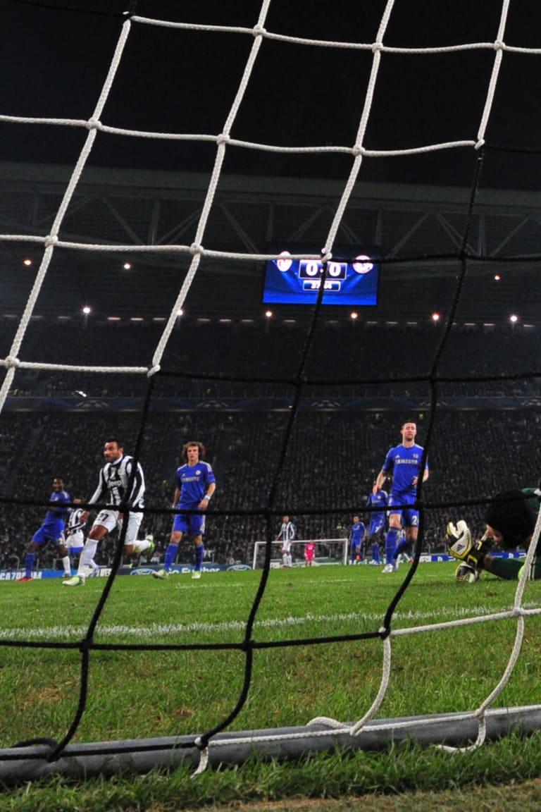 Cinco Momentos: Juve x Chelsea
