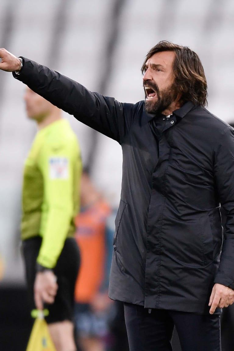 Reaksi Bianconeri pascalaga Napoli