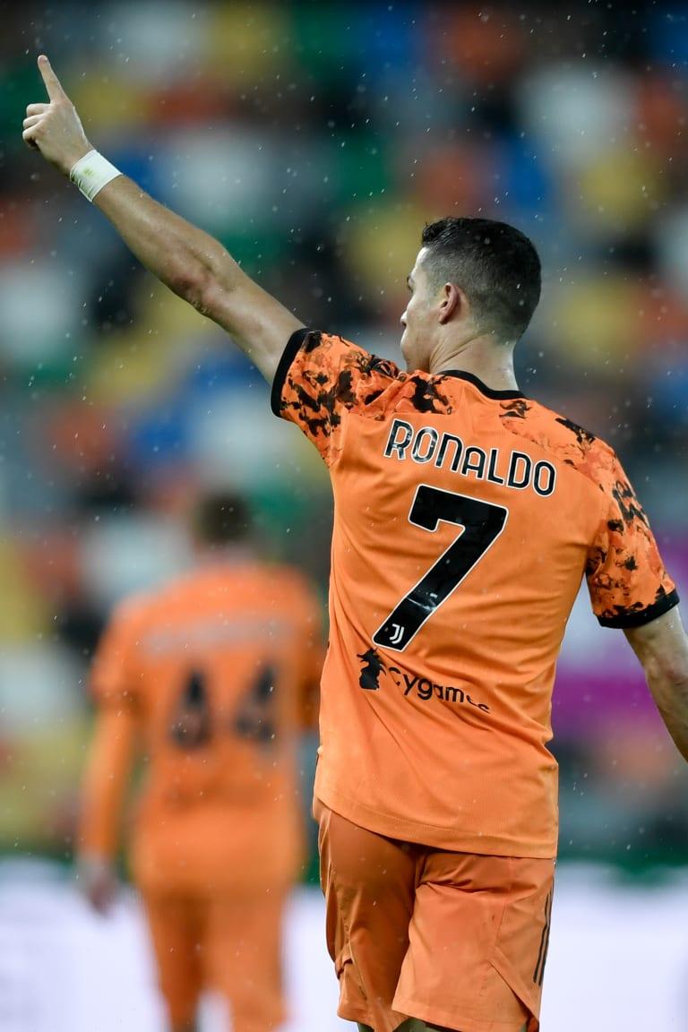 Dois gols de Ronaldo quebram recorde