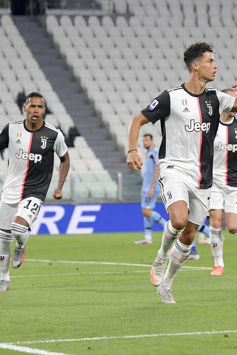 Juve-Lazio, Top 5 Goals!