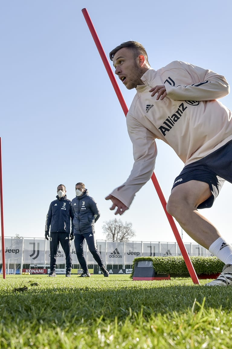 Training Center | Tattica verso la Coppa Italia