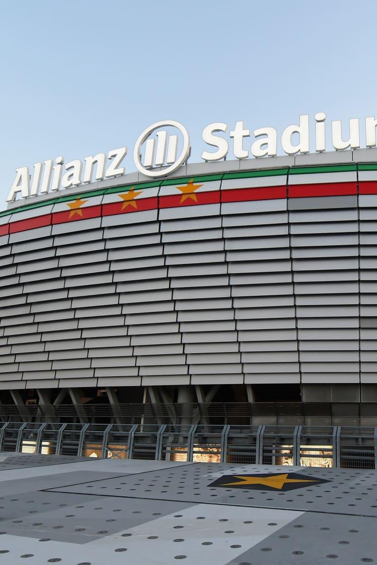 يوفنتوس يواجه جنوى في كأس إيطاليا في 13 يناير