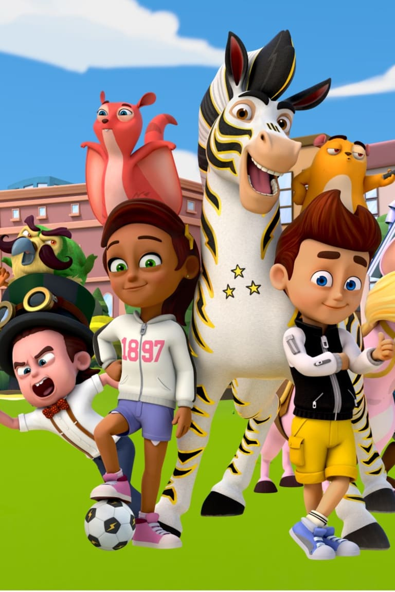 Juventus launches its first-ever international animated kids series, Team Jay