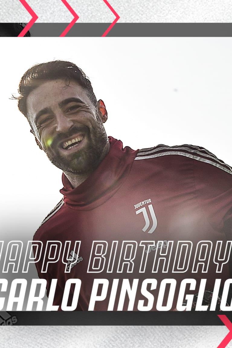 平索利奥,生日快乐!