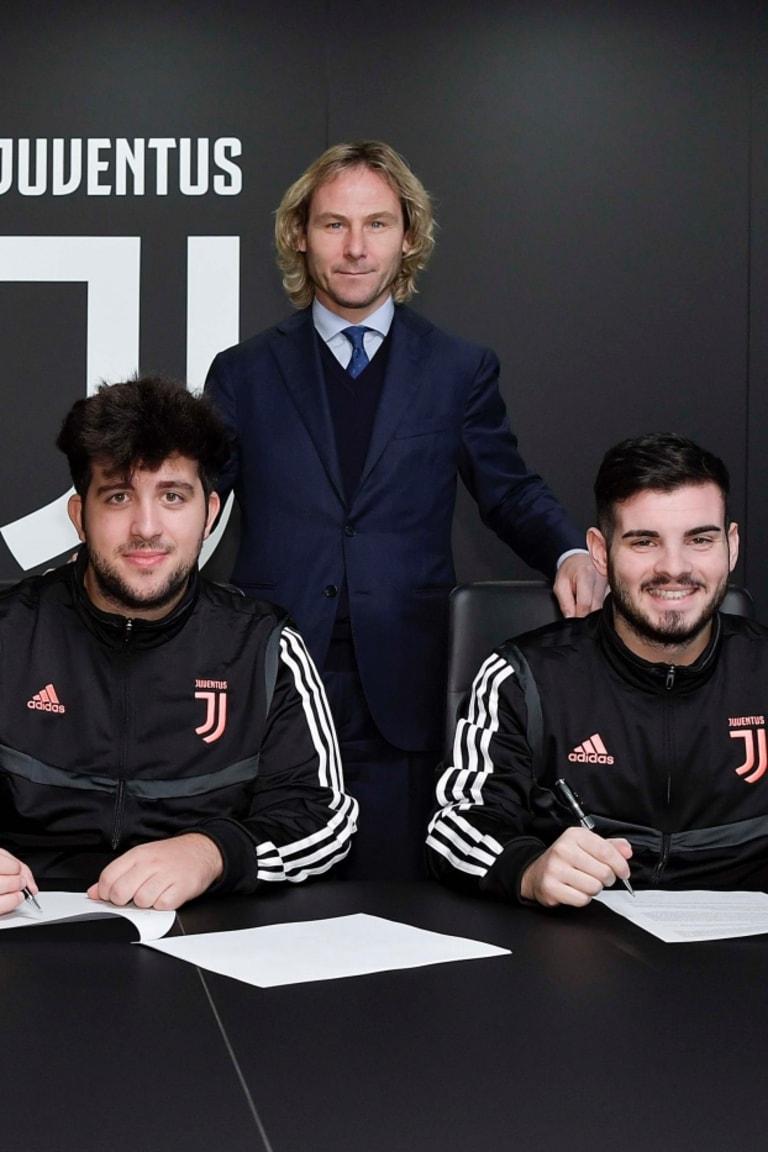 La Juventus entra nel mondo eSports