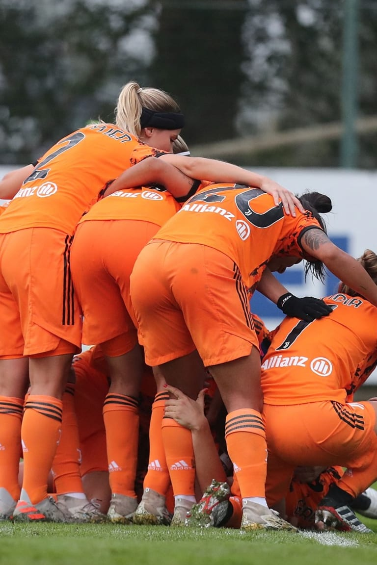 سيدات البيانكونيري تفزن بالمباراة الأولى في كأس إيطاليا