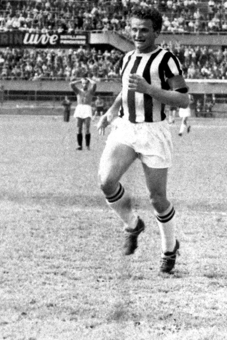Juve in the heart: Giampiero Boniperti