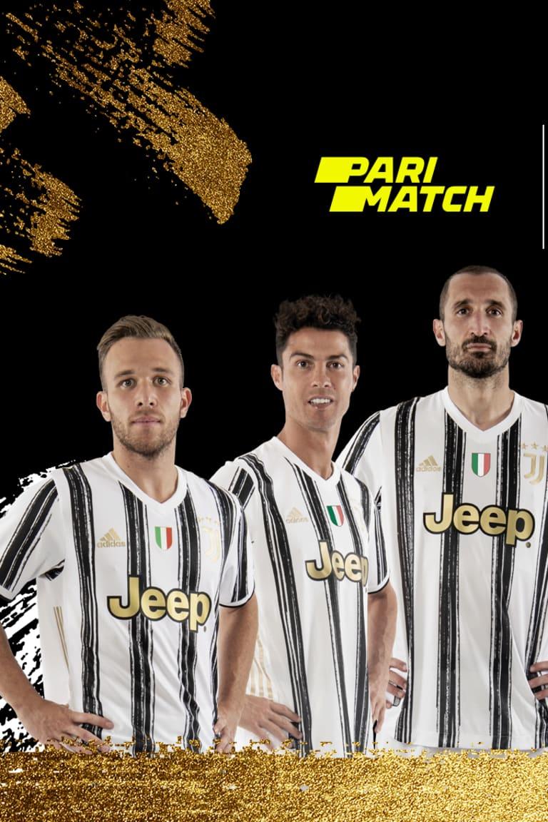 Parimatch official partner of Juventus!