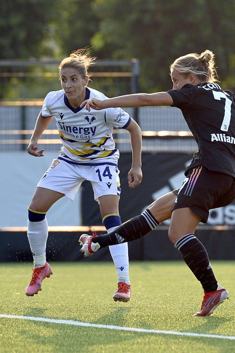 Women   Highlights Serie A   Juventus - Verona