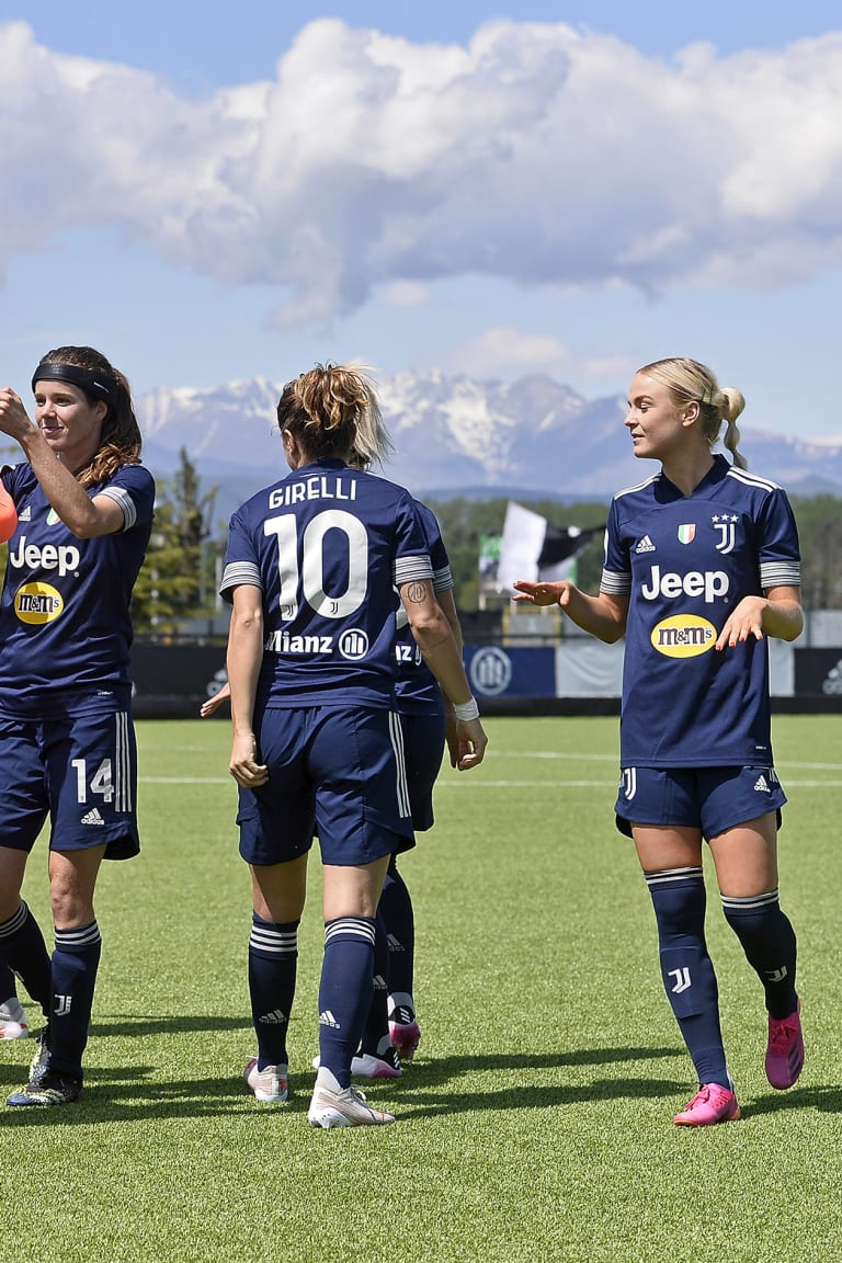 Talking Points | Juventus Women - Florentia