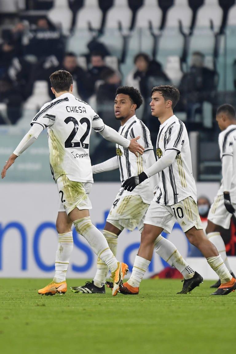 Datos del partido   Juventus - Udinese
