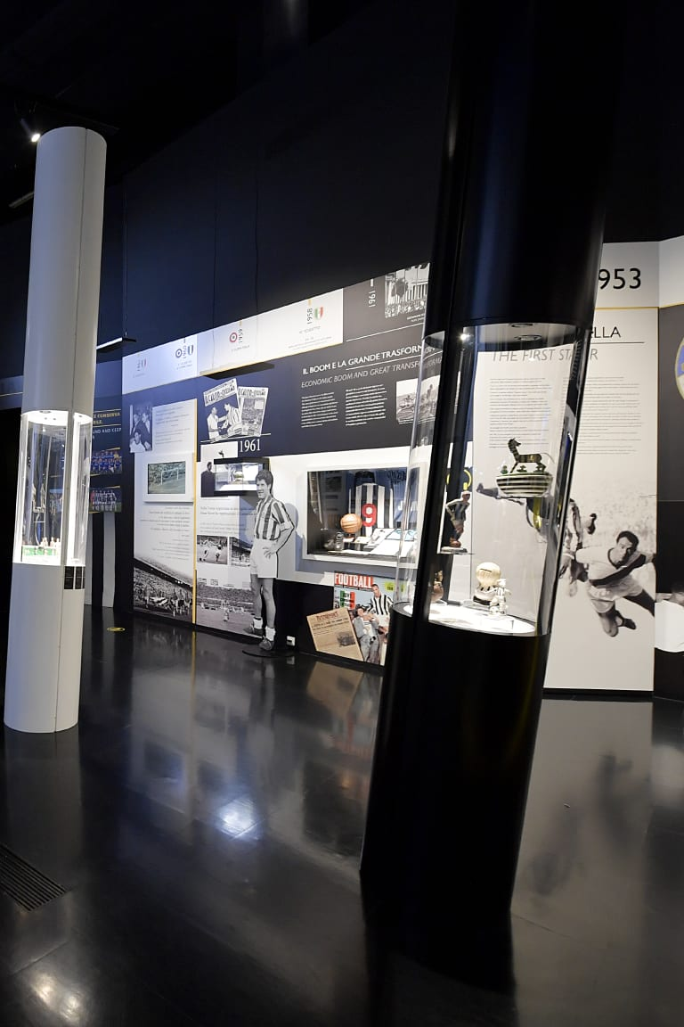 Juventus Museum and the Stadium Tours will start again in July!