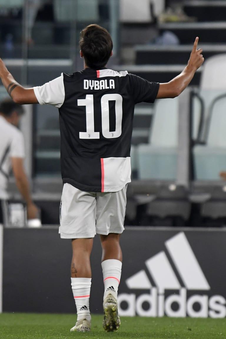 Juventus - Lecce   L'azione decisiva della partita