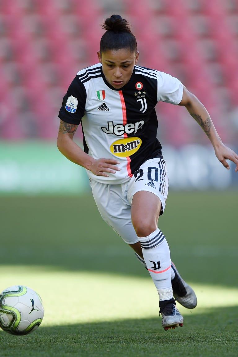 Tanti auguri, Maria Alves!