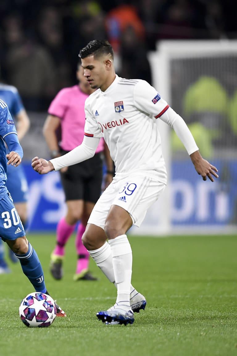 Os Números | Juventus – Lyon