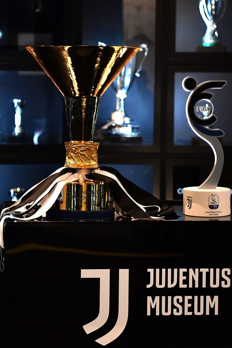 Stron9er e Lead3rs: due Trofei allo Juventus Museum!