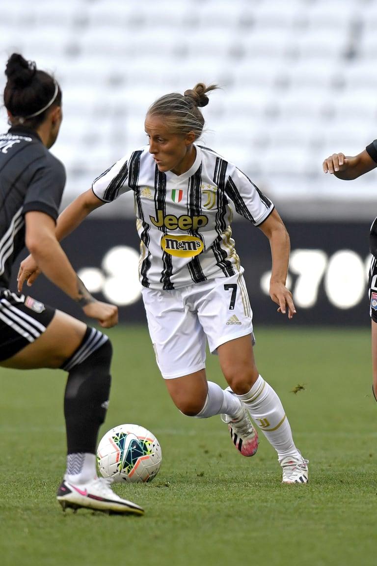 Women | Friendly | Lyon - Juventus