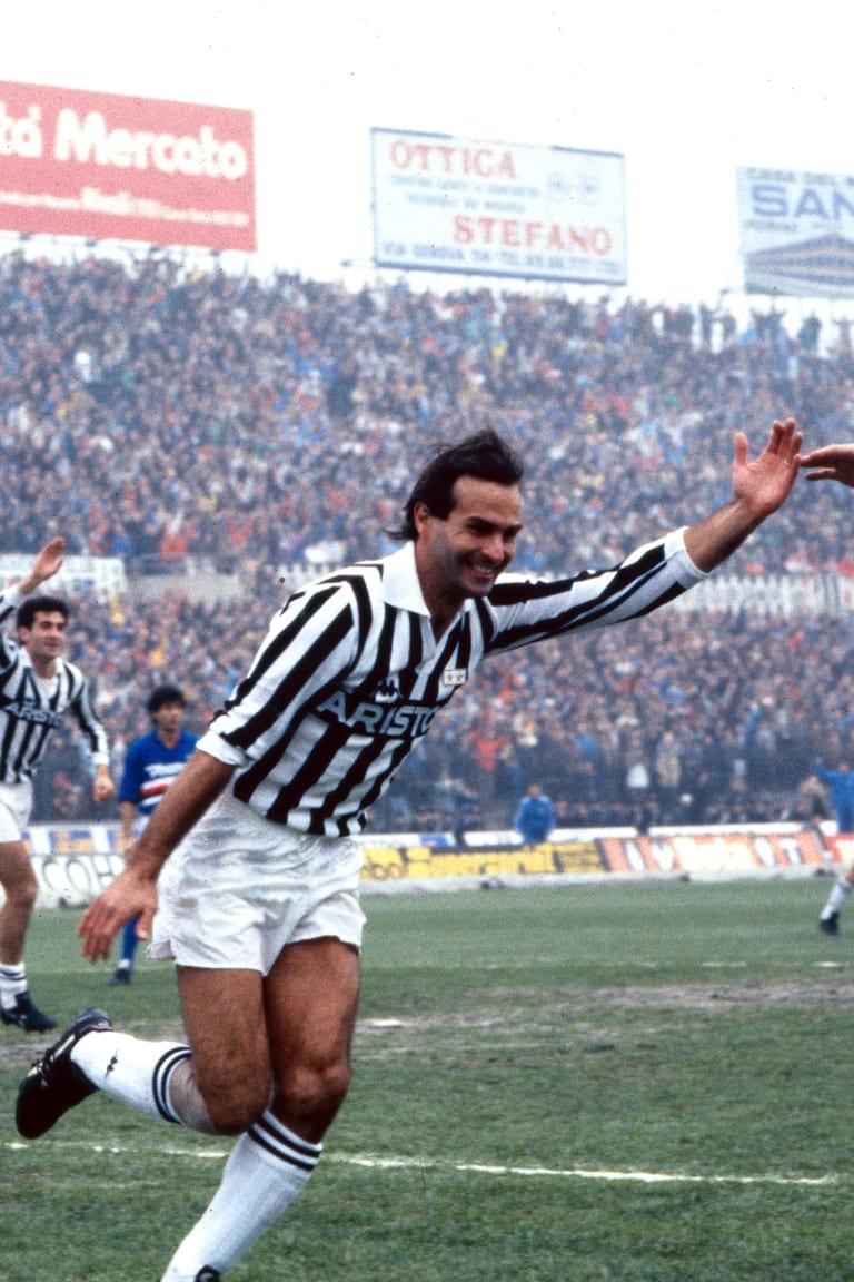 Top 10 goals   Juventus-Sampdoria