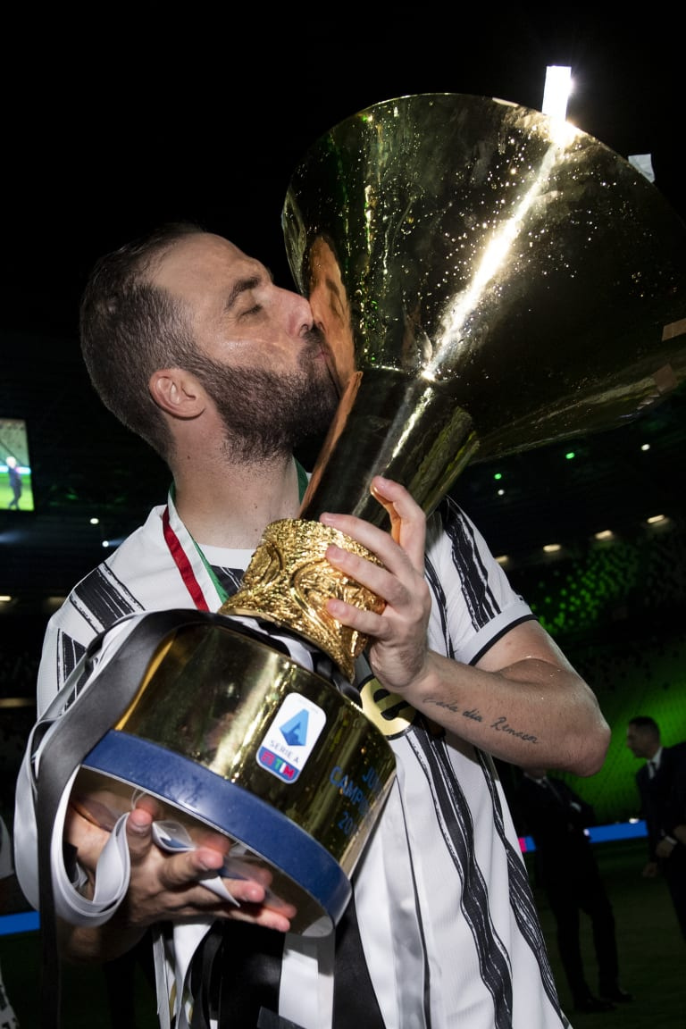 Gol e vittorie: grazie, Gonzalo!