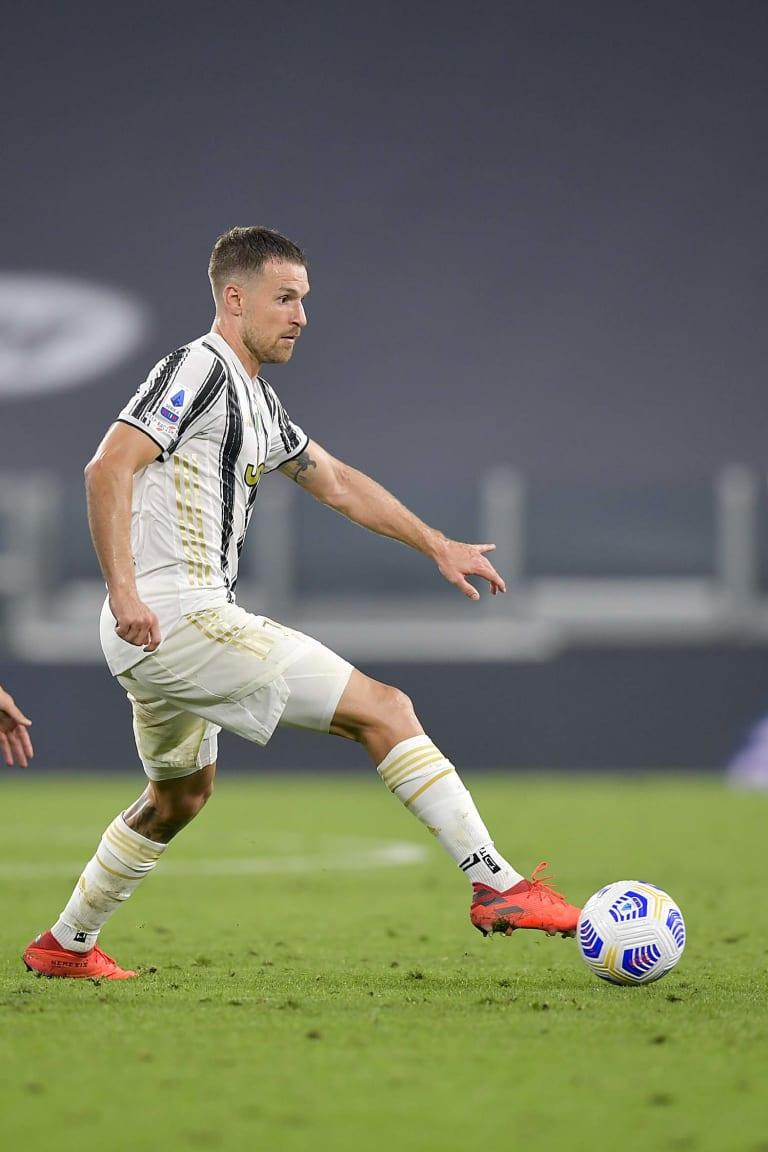 Da bordocampo   Giornata 1   Juventus - Sampdoria