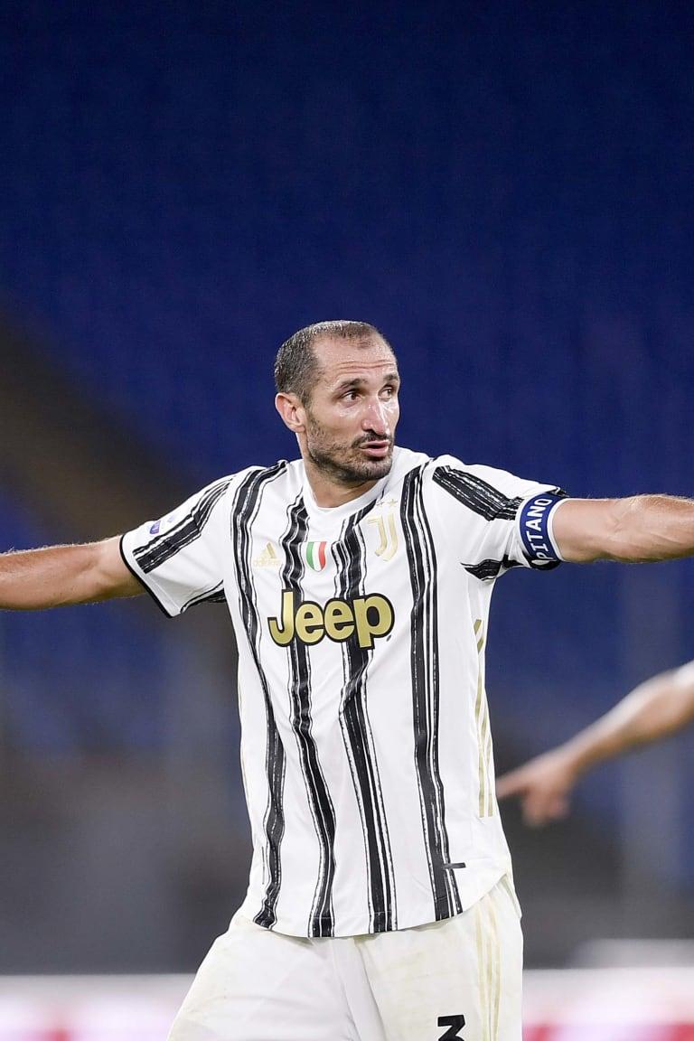 Gamereview | Matchweek 2 | Roma - Juventus